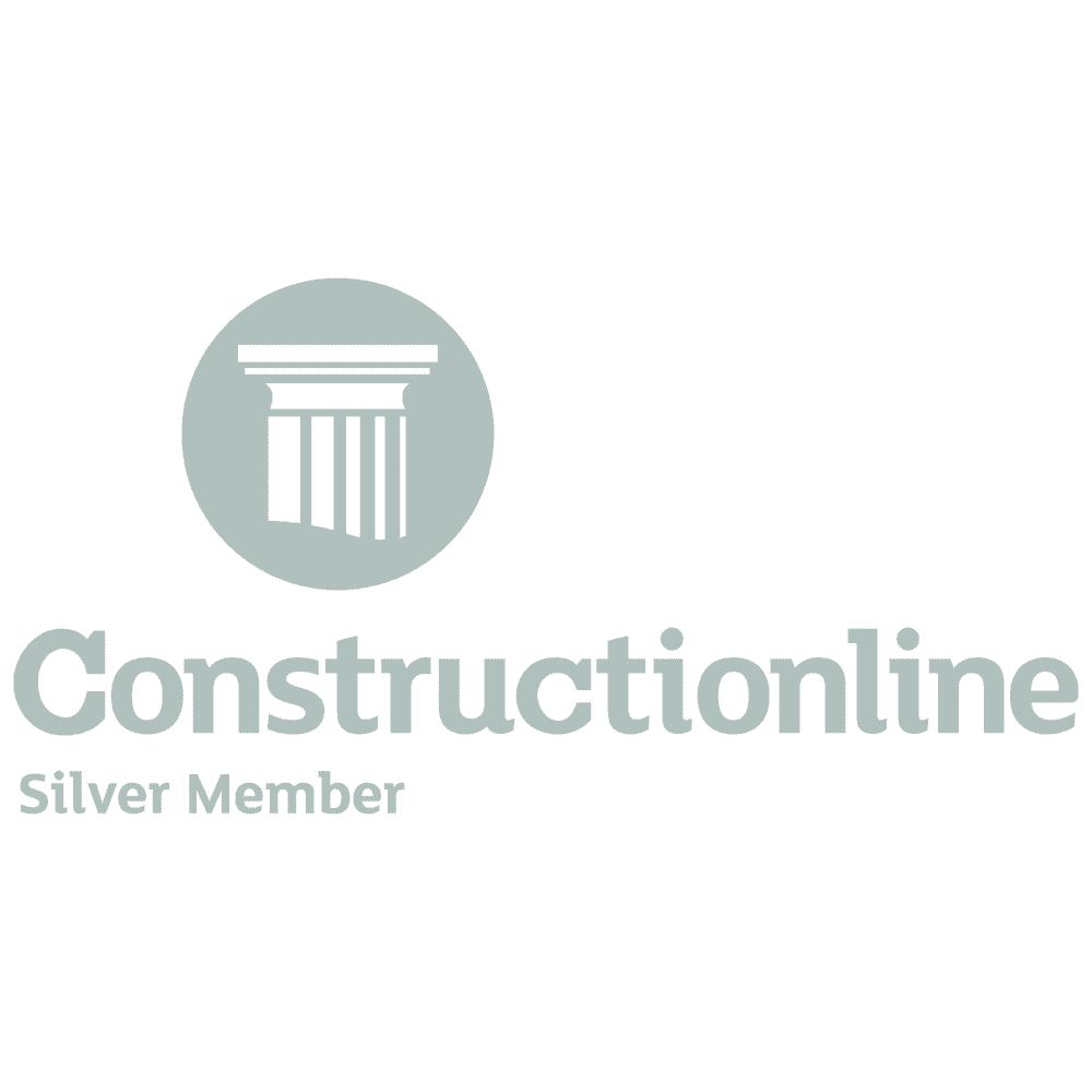 Construction Line White 1000x1000
